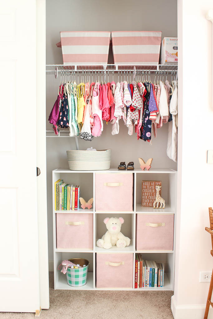 Nursery Closet | Delightfully Noted