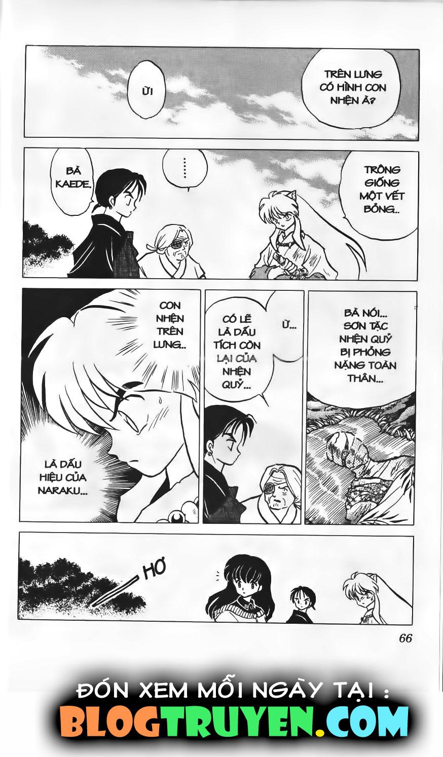 Inuyasha vol 08.4 trang 9