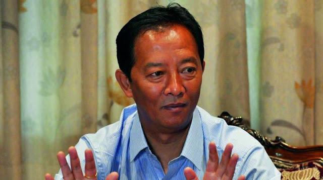 GTA BOA Chief Binay Tamang