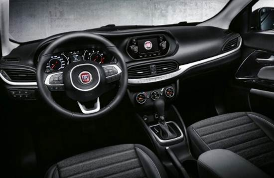 2017 Fiat Tipo Hatchback Redesign