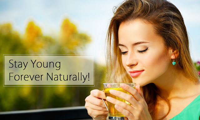 5 Amazing Ways To Keep You Young Forever Naturally