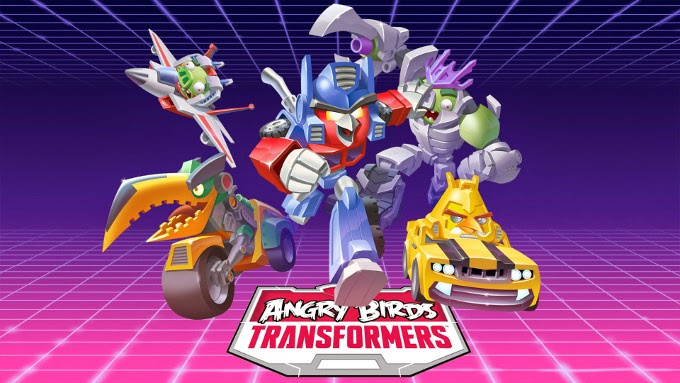 Angry Birds Transformers coming next from Rovio, as Autobirds wage war on the Deceptihogs