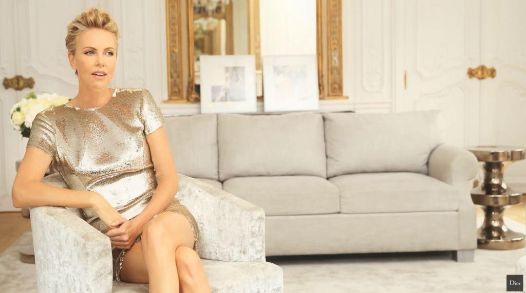 modella Pubblicità Dior J'Adore 2016