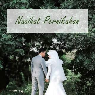 nasihat pernikahan
