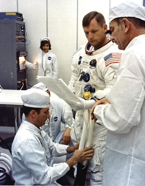 neil armstrong astronaut training - photo #8