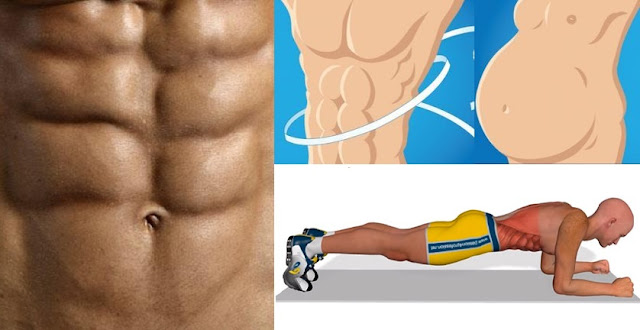 3 Steps for Sexy Abdominals