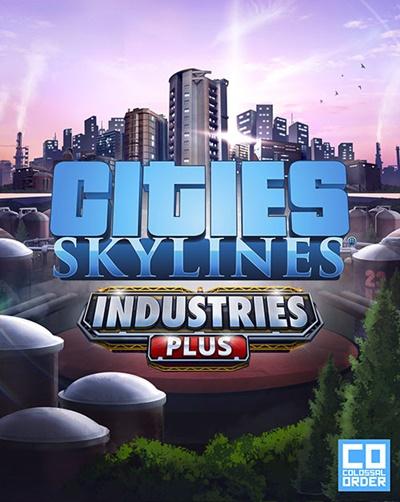 โหลดเกมส์ Cities: Skylines - Industries