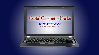 Cool tricks and Useful Computer Hacks