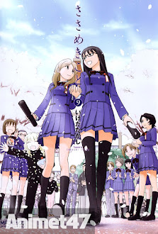 Sasameki Koto - Whispered Word 2013 Poster