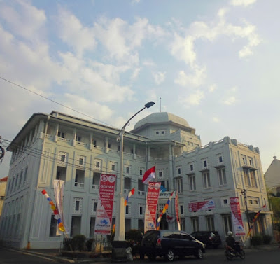 jalan jalan ke Semarang