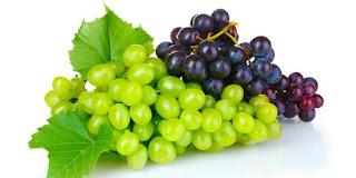 10 Manfaat buah anggur untuk kesehatan