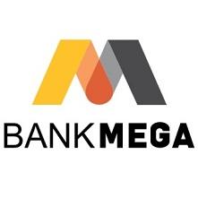 Logo PT Bank Mega