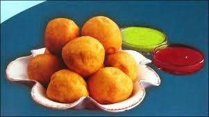 Batata Vada or Aloo Chop