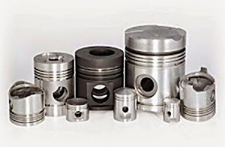 Functions and Ways of Working Pistons