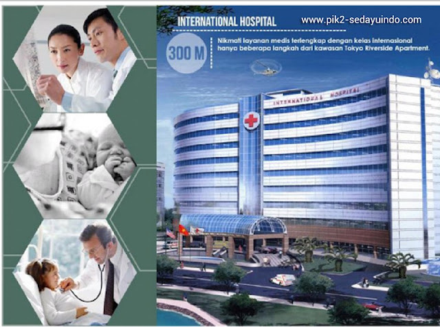 International Hospital @ PIK 2