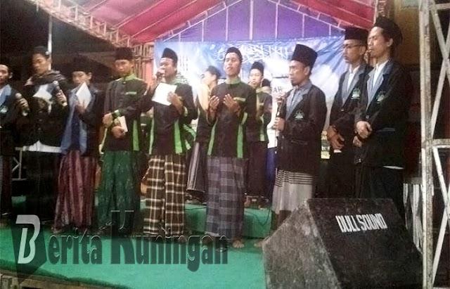 Peringati Isra Mi'raj, Remaja Masjid AT-Taqwa Sukaharja Gelar Lomba Hadroh