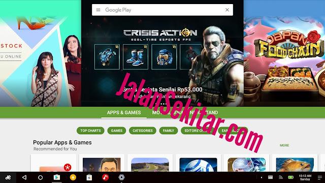 Cara Mengubah PC Menjadi Android dengan RemixOS