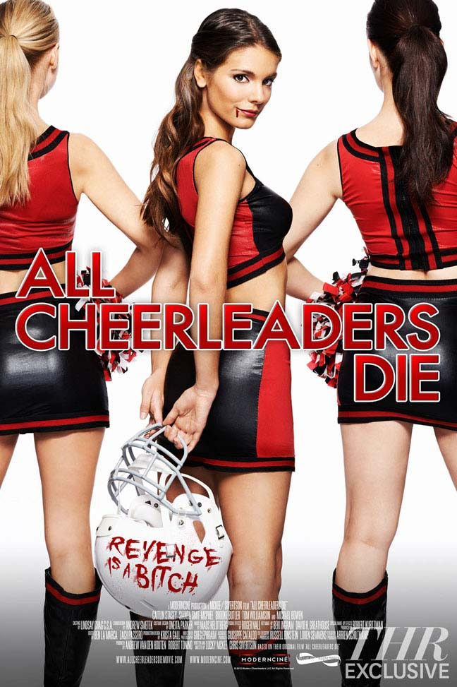 Todas As Cheerleaders Devem Morrer Torrent - Blu-ray Rip 720p e 1080p Dual Áudio (2016)