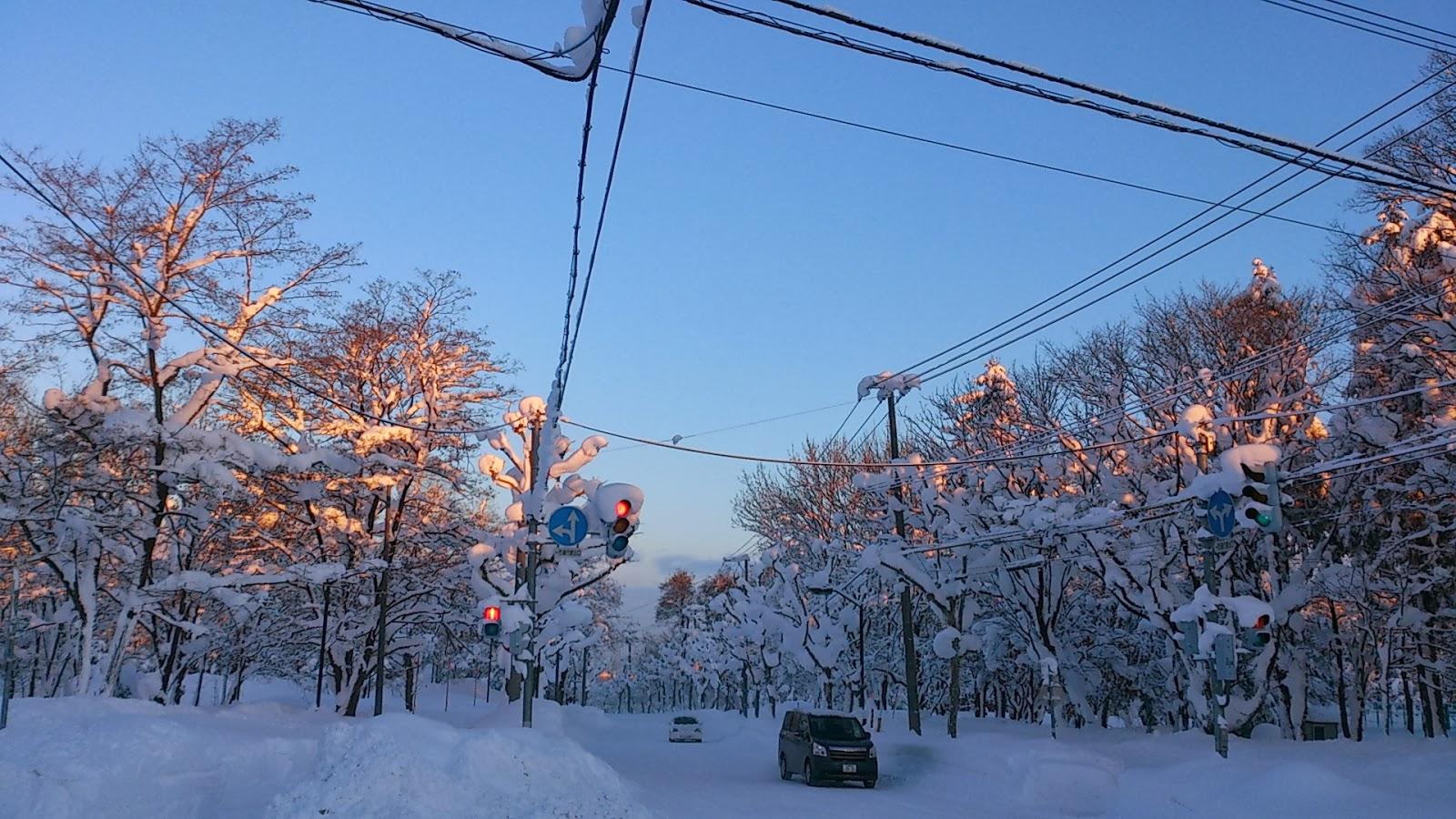 Coaching Deco Pas Cher talk-hokkaido: white decoration in iwamizawa city !