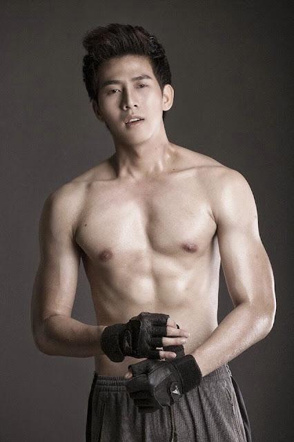 M y a n m a r H u n k s: Hot Guy Online Kaung Khant Kyaw