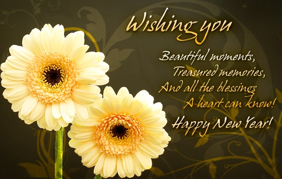 Free New Year Wallpapers Download  Lovely New Year Greeting Cards     Lovely New Year Greeting Cards and Wishes