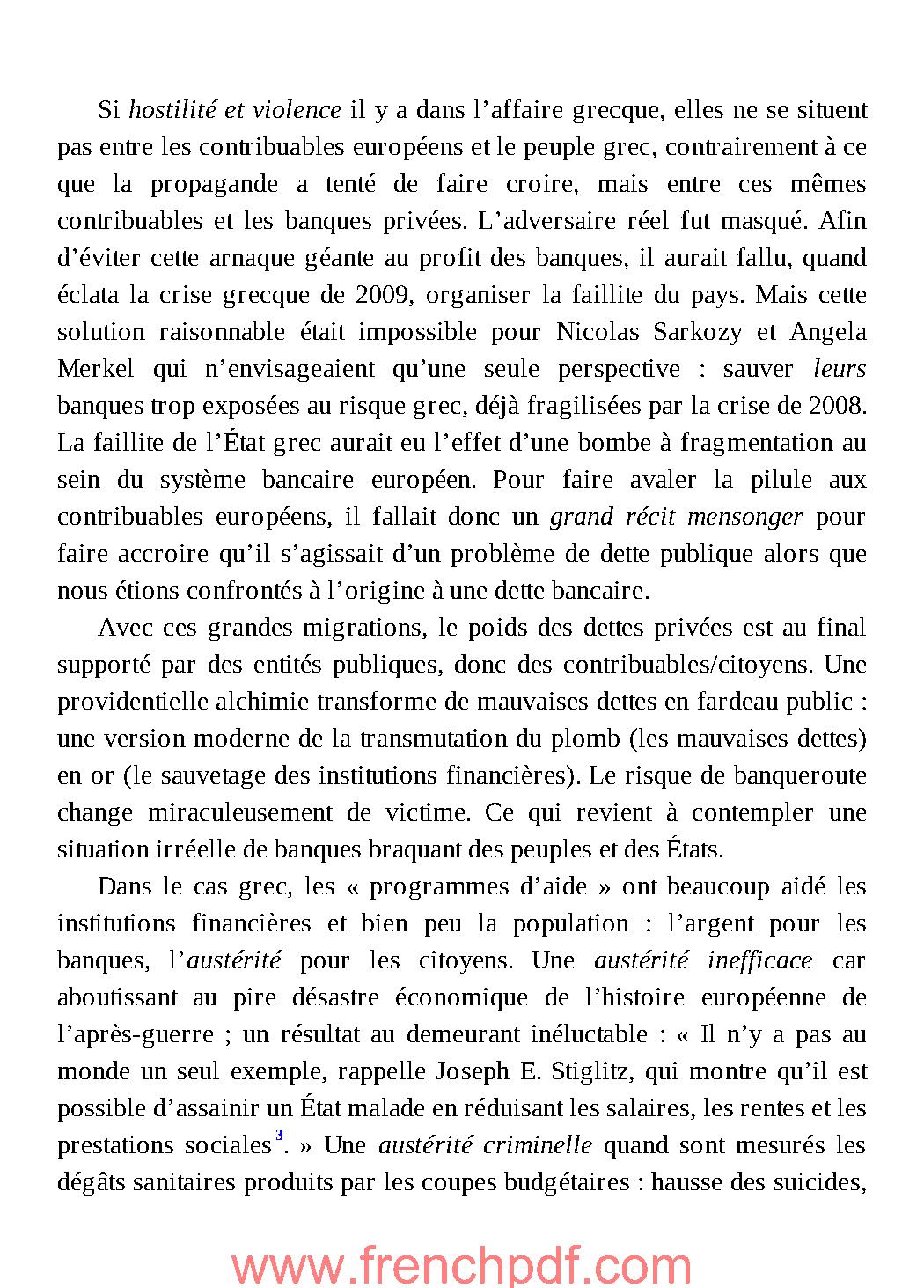 L'Art de la guerre financière par Odile Jacob PDF Gratuit