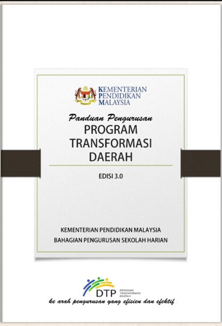 PROGRAM TRANSFORMASI DAERAH (DTP)