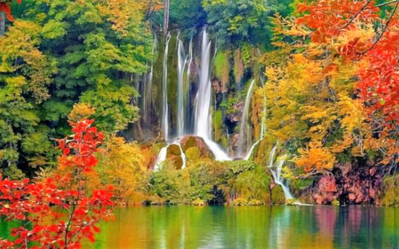 5 five 5 plitvice lakes national park croatia