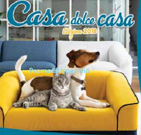 Logo Divani&Divani ''Casa dolce Casa'': vinci 4 set divani e cuscini
