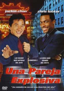Una pareja explosiva / Rush Hour (1998) Online Español hd