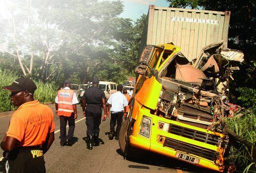 Subiu para 14 o número de mortos do acidente de viação no Cuanza Norte(NOTICIA 2019)