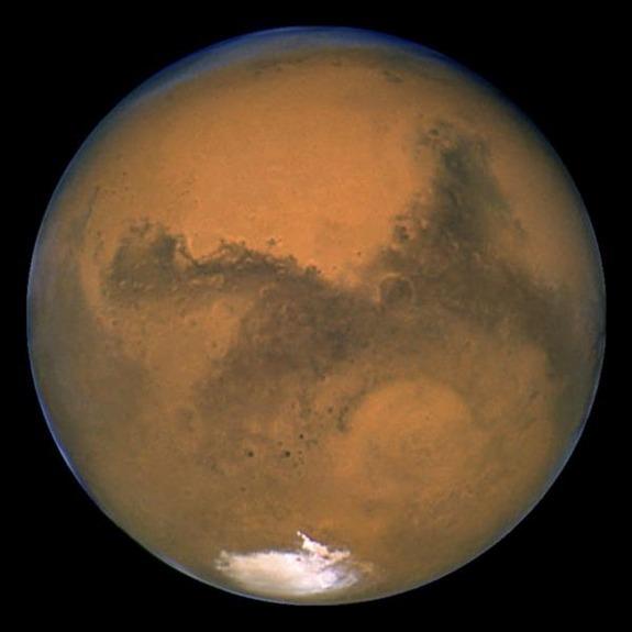 Literatura marciana: del Astronauta a John Carter
