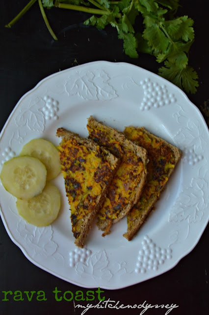 rava toast recipe1