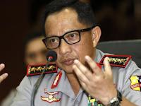 Beredar Isu Mutasi Kapolda Sumut karena Habib Rizieq, Tito: Bukan, Nggak Ada. Polda Sumut Sangat Berprestasi disana