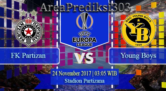Prediksi Akurat Partizan vs Young Boys