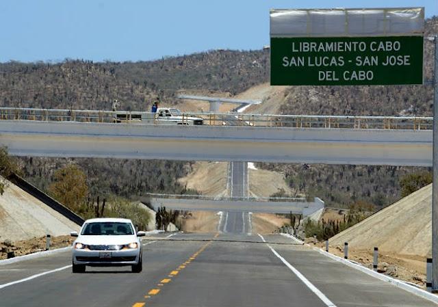 OBRAS DE INFRAESTRUCTURA FAVORECIERON AL DESARROLLO EN BAJA CALIFORNIA SUR