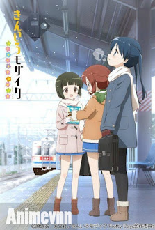 Kiniro Mosaic: Pretty Days -  2016 Poster