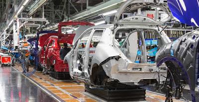 O Japão visa produzir apenas carros eletrificados