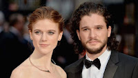 """Game of Thrones"", Kit Harington e Rose Leslie presto sposi"