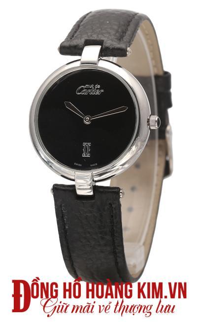 đồng hồ da nữ uy tín