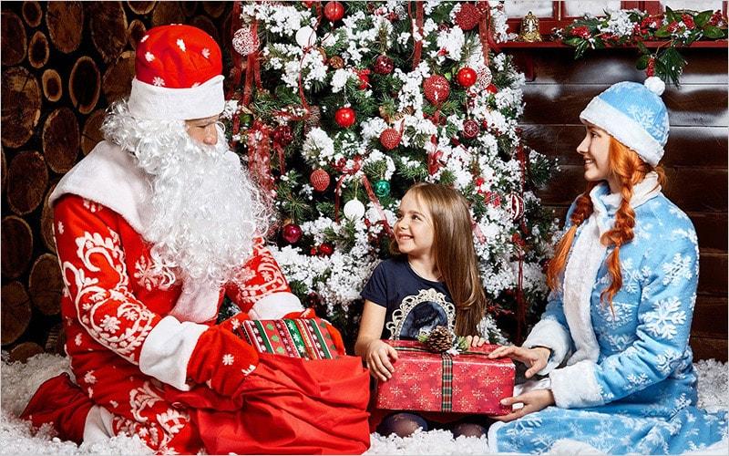 Как заработать Дедом Морозом