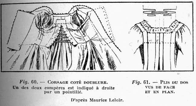 """Résultat de recherche d'images pour """"robe à la française inside"""""""