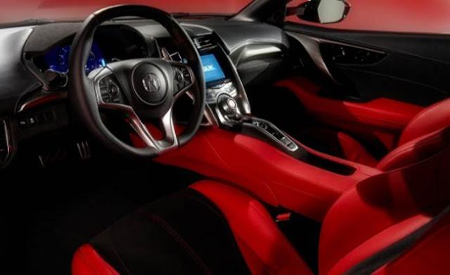 2018 Acura NSX Type R Specs