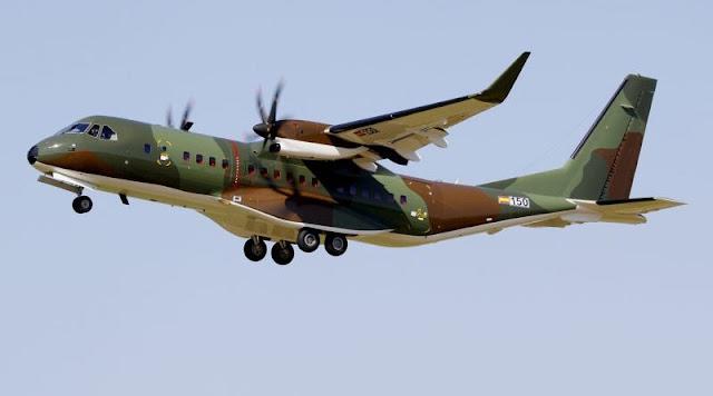 Pesawat C-295 Akan Dilengkapi Rudal dan Bom