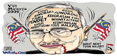 Pengakuan Orang Malaysia Terhadap Indonesia