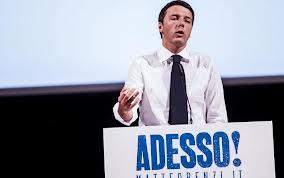 Il qualcosa di Renzi e il nulla di prima