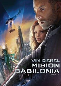 Mision Babilonia – DVDRIP LATINO