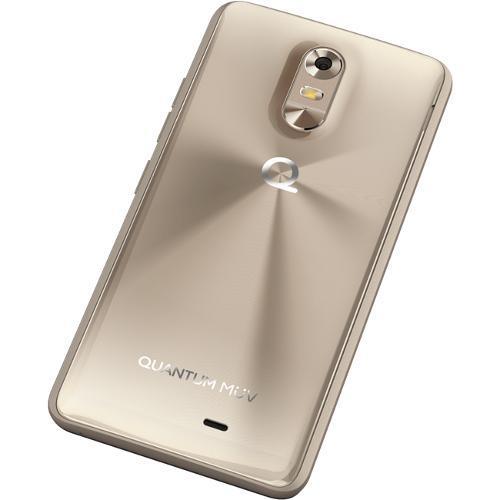 """Smartphone Quantum Müv Android Tela 5.5"""""""