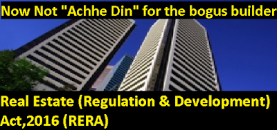 RERA-Act-2016-can-safe-you-from-bogus-builder