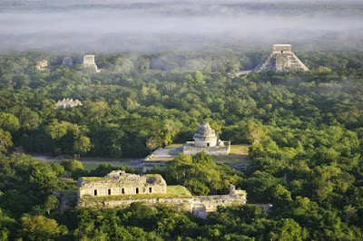 Ciudad de Chichén Itzá